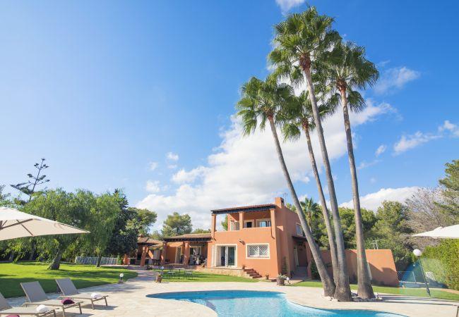 Villa en Sant Josep de Sa Talaia / San Jose - VILLA LUCIA, CANA 8 PAX