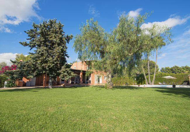 Villa en Sant Josep de Sa Talaia / San Jose - VILLA LUCIA, CANA