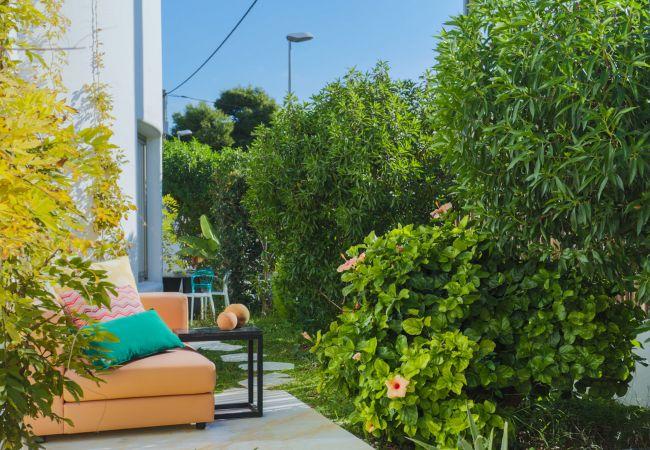 Villa en Platja d´en Bossa - VILLA ITALY, CAN