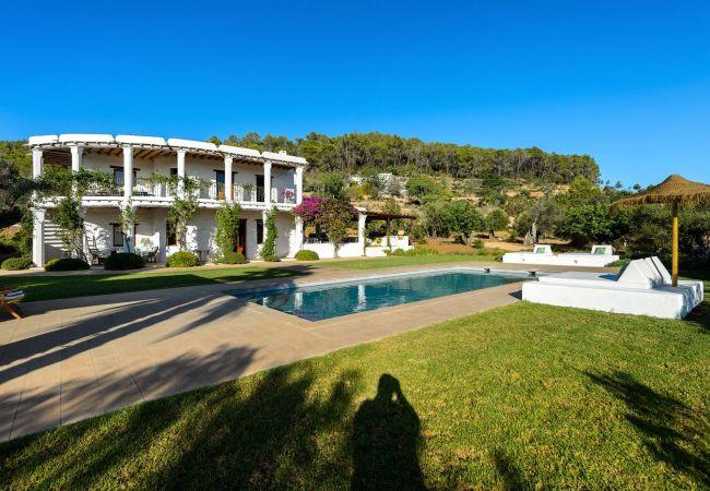 Villa en Sant Llorenç de Balafia - VILLA MURTERA