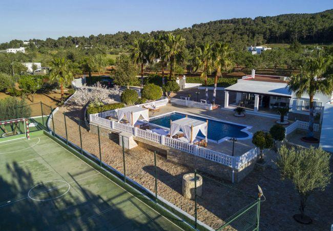 Villa en San Rafael de Sa Creu/ Sant Rafael de Sa Creu - ROSITA 6 pax