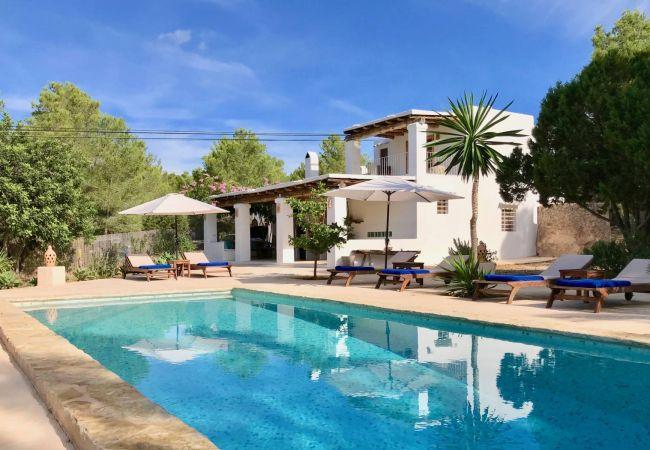 Villa en Sant Josep de Sa Talaia / San Jose - VILLA PETUNIA