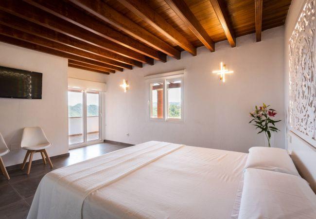 Villa en Sant Joan de Labritja / San Juan - VILLA PEP REY 10 PAX