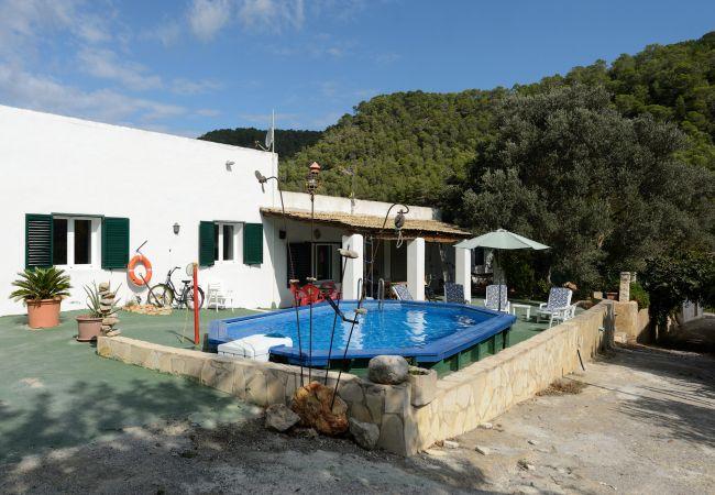 Casa en Sant Joan de Labritja / San Juan - VILLA CAN CAMET