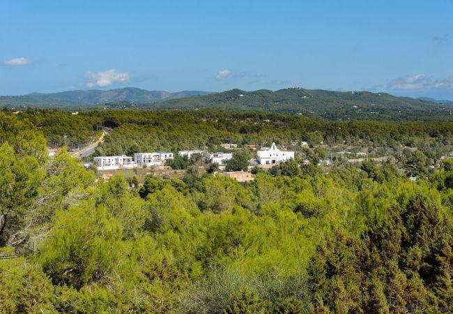 Villa en San Rafael de Sa Creu/ Sant Rafael de Sa Creu - VILLA PAU, CAN