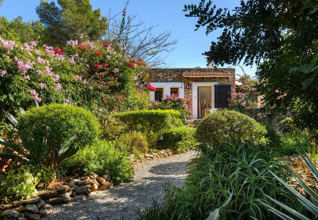 Villa en San Carlos/ Sant Carles de Peralta - VILLA PATRI, CASA