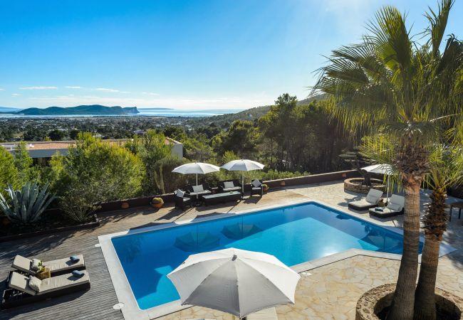 Villa en Ibiza - VILLA ARCADIA