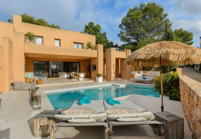 Villa en Sant Josep de Sa Talaia / San Jose - VILLA REAL, CASA
