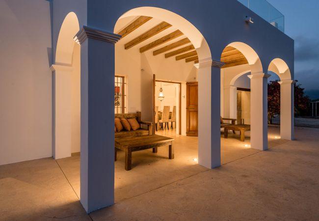 Villa en Sant Llorenç de Balafia - DIVINA 6 pax