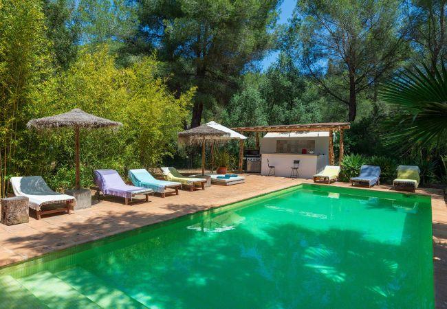 Finca en Ibiza - VILLA NATURA