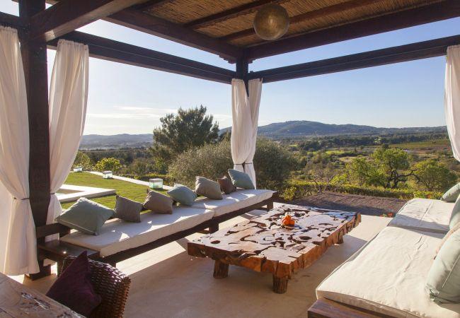 Villa en Sant Llorenç de Balafia - VILLA BES 8 PAX