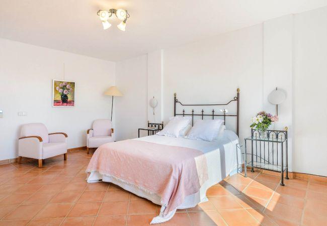 Villa en Sant Josep de Sa Talaia / San Jose - VILLA BARRICA 8 PAX