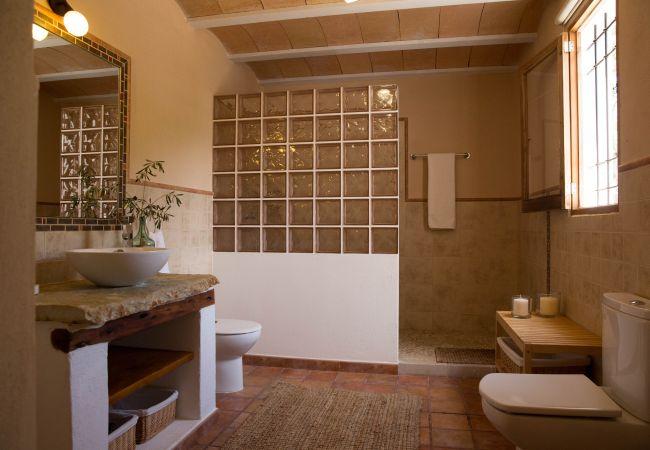 Villa en San Miguel/ Sant Miquel de Balansat - VILLA ROSA (CANA) 8 pax