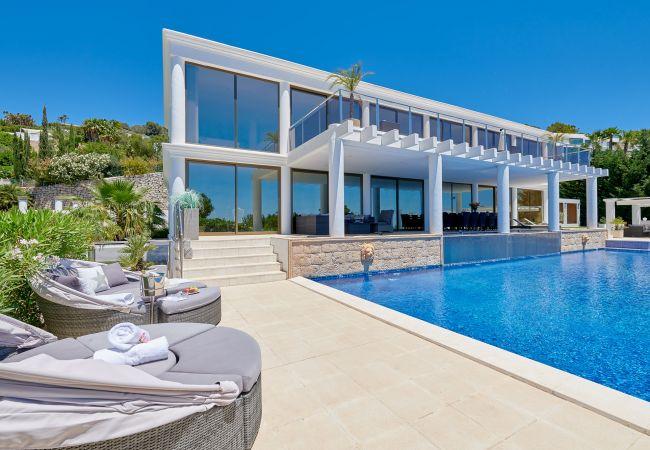 Villa en Ibiza - ESTRELLA, VILLA 8 PAX