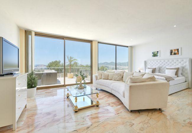 Villa en Ibiza - VILLA ESTRELLA 8 PAX