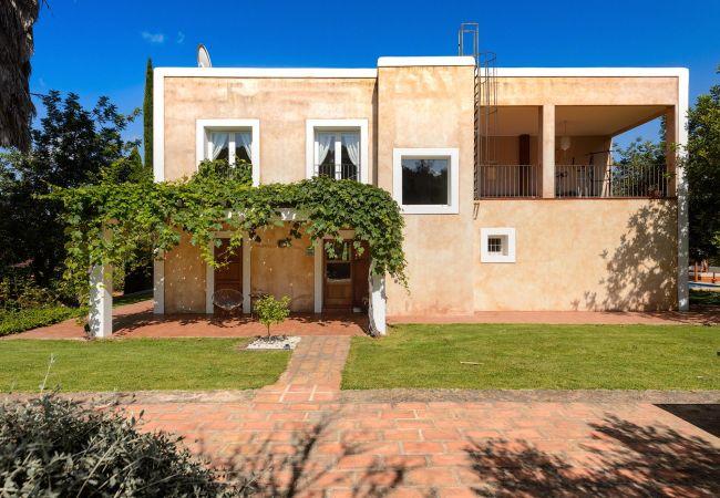 Villa en Santa Gertrudis - VILLA PRANA, 10 pax