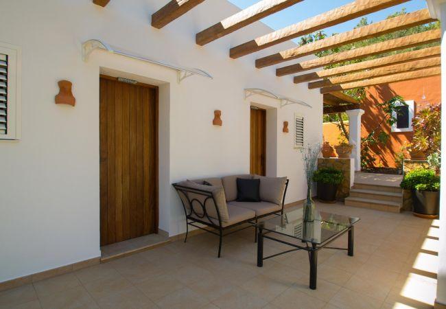 Villa en San Rafael de Sa Creu/ Sant Rafael de Sa Creu - VILLA EDEN