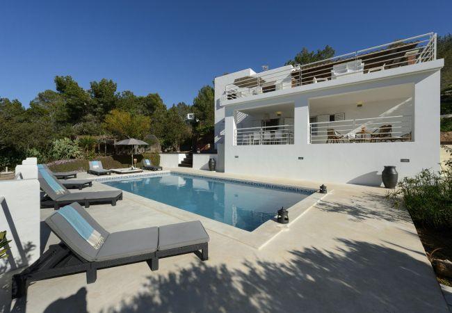 Villa en Sant Josep de Sa Talaia / San Jose - VILLA TARIDA, CAN 6 PAX