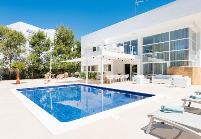 Villa en Sant Josep de Sa Talaia / San Jose - VILLA GLASS