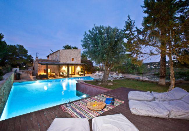 Villa en Sant Josep de Sa Talaia / San Jose - VILLA LA ENCINA