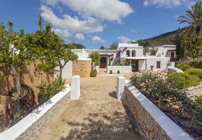 Villa en Sant Joan de Labritja / San Juan - VILLA CANA 9 PAX