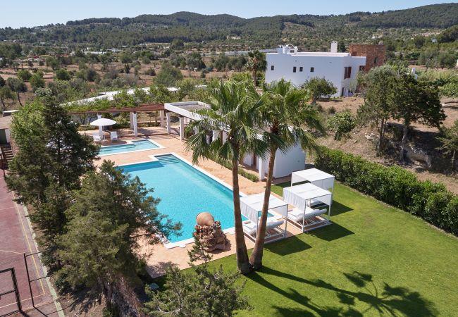 Villa en San Rafael de Sa Creu/ Sant Rafael de Sa Creu - VILLA PORTIGO 12 PAX