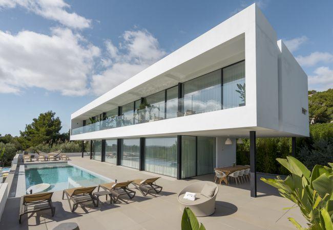 Villa en Sant Josep de Sa Talaia / San Jose - VILLA VALENTINE 12 pax