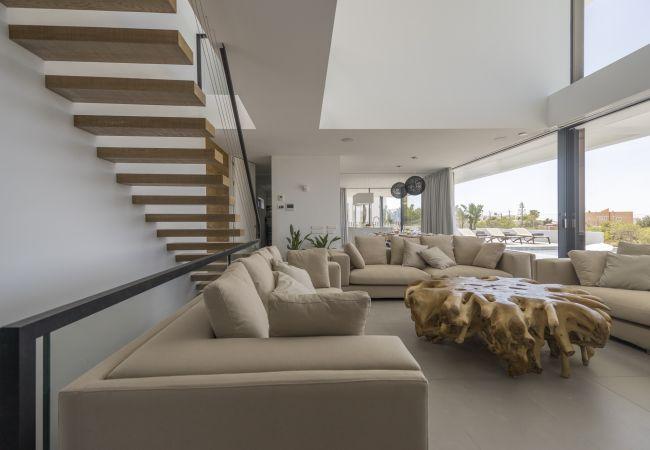 Villa en Sant Josep de Sa Talaia / San Jose - VILLA VALENTINE 10 pax
