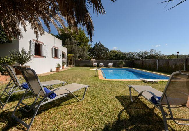 Villa en Sant Josep de Sa Talaia / San Jose - VILLA MAGNOLIA