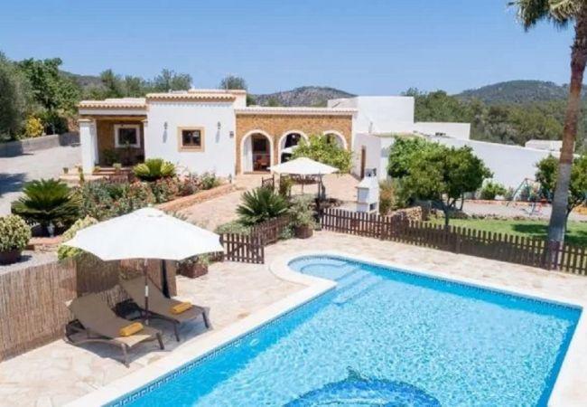 Villa en Sant Joan de Labritja / San Juan - VILLA OPUS