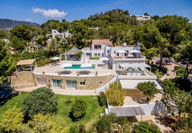 Villa en Sant Josep de Sa Talaia / San Jose - VILLA PACIFICA 10 PAX