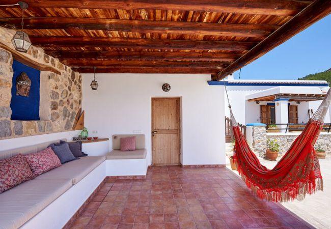 Villa en San Miguel/ Sant Miquel de Balansat - VILLA ROSA 8 PAX WELLNESS