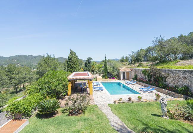 Villa en Santa Eulalia del Río - VILLA KARINA 8 PAX