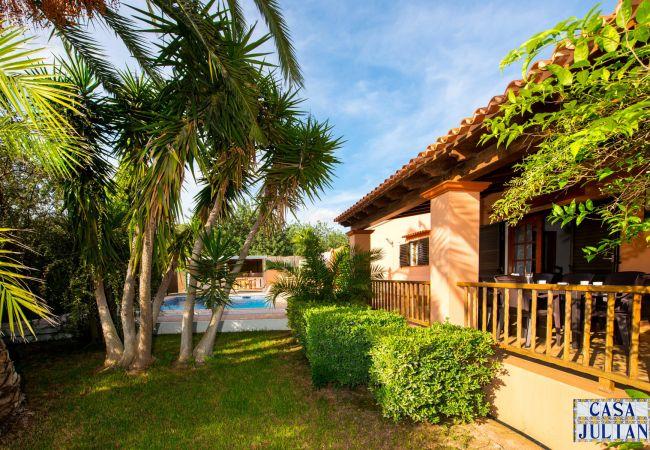 Villa en Santa Eulalia del Río - VILLA CASA JULIAN