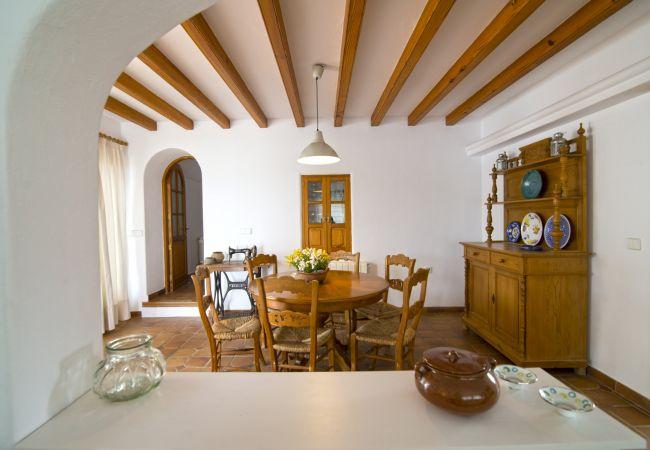 Villa en Santa Eulalia del Río - VILLA TENO