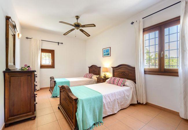 Villa en San Carlos/ Sant Carles de Peralta - VILLA MIQUELA