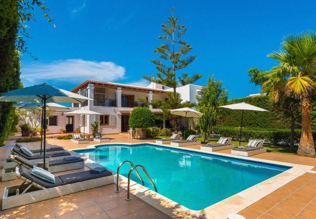 Villa in Ibiza - VILLA AZUL