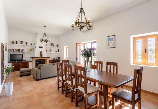 Villa in Santa Eulalia des Riu - VILLA NARANJOS LOS