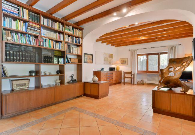 Villa in Sant Josep de Sa Talaia - VILLA LA VILA, 6 pax
