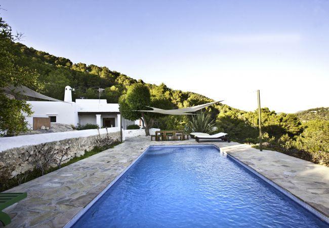 Villa à Sant Josep de Sa Talaia / San Jose - MARINS (CAS)