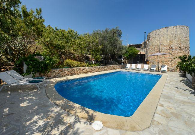 Villa à Sant Antoni de Portmany - TORRE BES