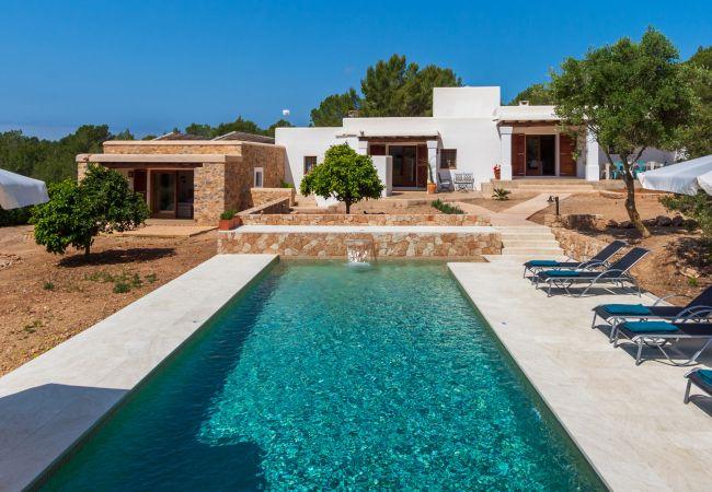 Villa à Sant Josep de Sa Talaia / San Jose - CAS BERRIS