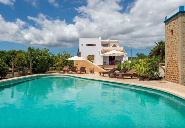 Villa à Ibiza - VILLA MUSSET