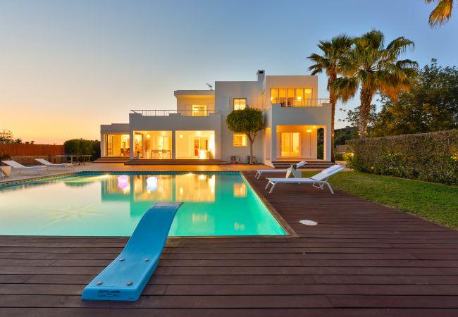 Villa in Ibiza - FLUXA (CAN)
