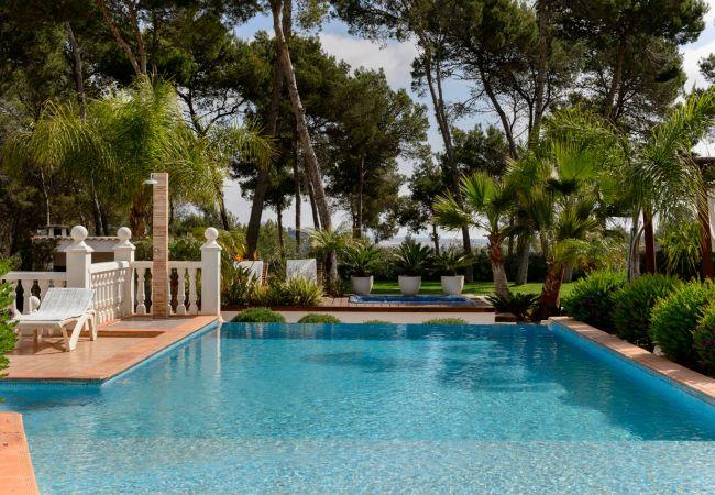 Villa in Santa Eulalia del Río - LAS FLORES 8 PAX