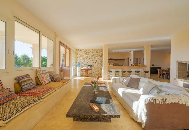 Villa in Sant Antoni de Portmany - BAIX FORADA 12