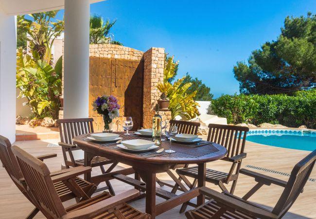 Villa in Ibiza / Eivissa - VILLA CUATRO ARCOS, LOS