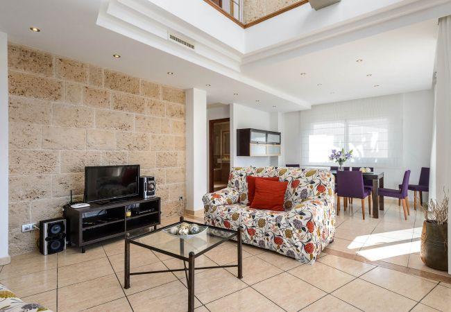 Villa in Ibiza / Eivissa - CUATRO ARCOS, LOS