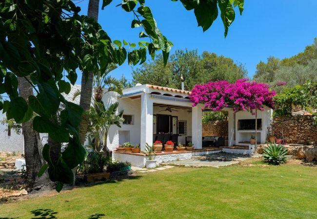 Villa in San Miguel/ Sant Miquel de Balansat - VILLA BENIRRAS, CASA