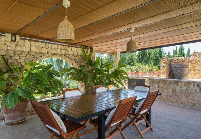 Villa in San Rafael de Sa Creu/ Sant Rafael de Sa Creu - RACO IBIZA